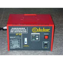 Cargador De Batería 24 V Automáticos 30 Amp Flote At25 Dolar