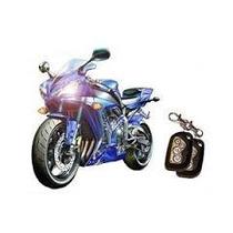 Alarma De Moto C/arranque A Distancia, 2 Controles C/sirena