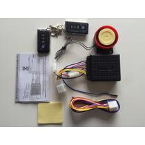 Alarma De Moto Con Arranque A Distancia C/ 2 Controles