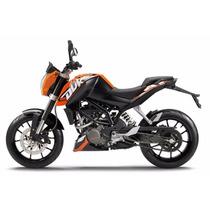 Alarma Moto Positron Ktm Duke 200 Instalada Con Presencia