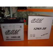 Bateria Smash 110 12n5 3b