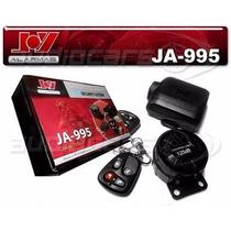Alarma Para Moto Joy Ja995 Presencia 2 Controles Sirena