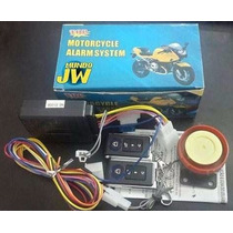 Alarma De Moto C/ Arranque A Distancia, 2 Cont. Ultramotoarg