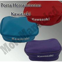 Bolso Porta Herramientas Kawasaki Verde