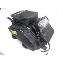 Bolso Tanque Moto Ridercraft Cordura Big Slant