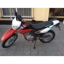 Agarraderas Honda Xr 125l Y 150l