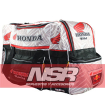 Bolso Motocross Enduro Grande Yamaha Honda Monster Nsr Motos