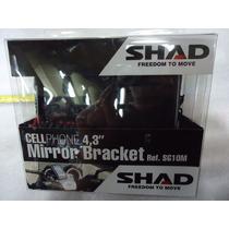 Porta Gps Shad 4.3 Con Soporte Al Espejo Motorbikes