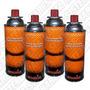 Cartucho Gas Butano Brogas 227gr Soplete Y Anafe Garrafa X 4