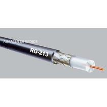 Cable Rg213 50hms Ideal Para Bajada De Antenas