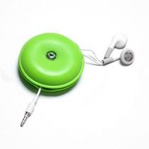 Organizador Enrolla Cable , Ideal Para Auriculares!