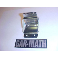 4 Bisagras Con Traba Metalica 90x42 Mm Rack Anvil Dj Garmath