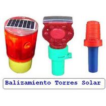Baliza Solar Para Torres Y Otros. Envio Gratis Caba