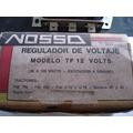 Regulador De Voltage Tractores Fiat, Someca, Nuevo, Nosso