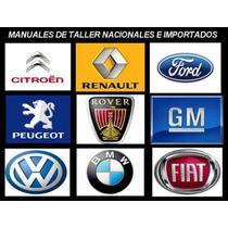 Manuales De Taller De Autos, Utilitarios, Etc. ¿cual Busca ?