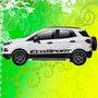 Calco Decoracion Ford Ecosport