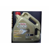 Aceite Castrol 5w40 Edge Fst Turbo Diesel Sintetico X 4lt