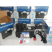 Mini Compresor Para Inflar Rueda De Autos