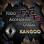 Parrilla Completa Renault Kangoo 08/13 Nac. Y Mas...
