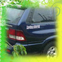 Calcomania Turbo Diesel Intercooler De Ssangyong Musso