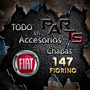 Parrilla Modelo Viejo Fiat 147-fiorino Y Mas...