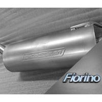 Fiat Fiorino Viejo Cañossilen Equipo Completo