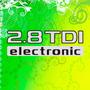 Calcomania 2.8 Tdi Electronic De Nissan Frontier