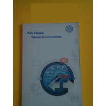 Manual De Instrucciones Vw Polo Clasic