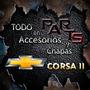 Alma Paragolpe Delan. S/airbag Orig. Chev. Corsa Ii Y Mas...