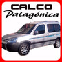 Calcomania Peugeot Partner Patagonica