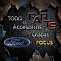 Piso De Baul 5 Pts. Original Ford Focus Y Mas...