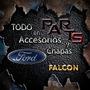 Panel De Puerta Del/tras 78/91 S/orig. Ford Falcon Y Mas...