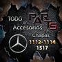 Piso De Estribo 1112/1114/1517 Imp. Mercedes Benz Y Mas...