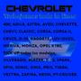 Reparacion De Guardabarro Trase. Cort Chevrolet 400 Y Mas...
