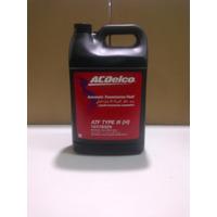 Aceite Para Direccion Hidraulica Acdelco Original Chevrolet
