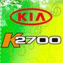 Calco Decoracion K2700 De Kia Camion