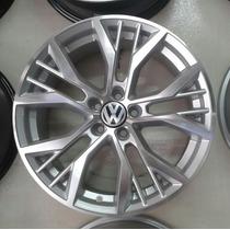 Llanta 17 5 X 100 Replica Audi - Vento Bora