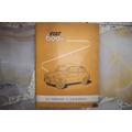 Manual Fiat 600 E Su Empleo Y Cuidados 4ta Edicion Arg