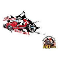 Bell Autoparts / Hot Rod