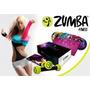 Zumba Fitness 7 Dvd + 1 Dvd +par De Mancuernas +3 Regalos!!!