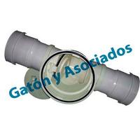 Válvula Antiretorno De Pvc Diámetro 100 - 110 Cm
