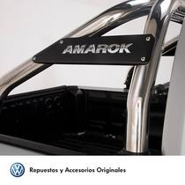 Barras De Lujo Acero Inoxidable Volkswagen Amarok