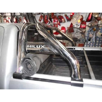 Jaula Antivuelco Cromada Hilux-amarok-ranger-s-10 Fabrica!!