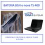 Bateria Notebook Bgh E-nova Ts-400