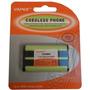 Bateria Vapex Vtp104 3.6v Alternativa Teléfonos Panasonic