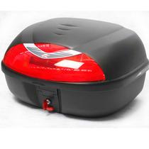 Baul K42 C/luz Kappa Italy 42 Litros Alta Calidad Fas Motos