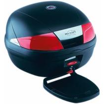 Baul Kappa K35 Para 1 Casco Y Mas Monolock Moto Delta