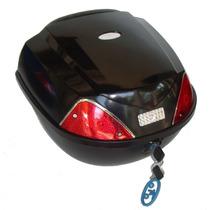 Baul Porta Objetos P/bici O Moto 34litros V/colores F2