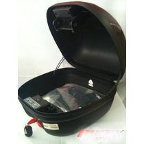 Baul Para Moto Ls2 Modelo Coocase Vivo S28-b Litros Negro