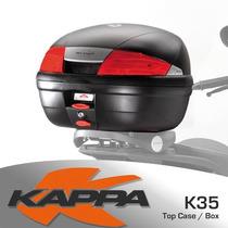 Baul Kappa K 35 La Mejor Calidad 35 Litros